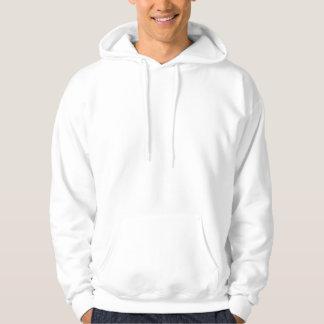 Vervloekt voorzichtig zijn hoodie