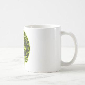 Vervuild Koffiemok