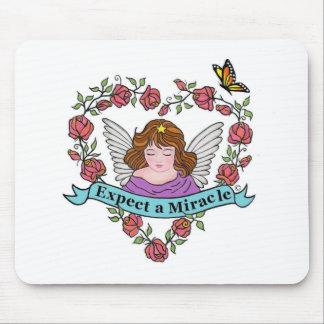 Verwacht een Mirakel Muismat