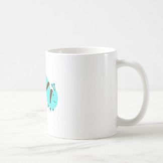 Verward Caterpillar Koffiemok
