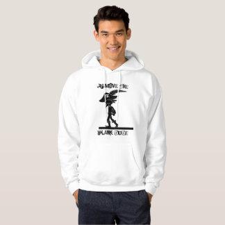 Verwijder het Sweatshirt van de Kerel van de Plank