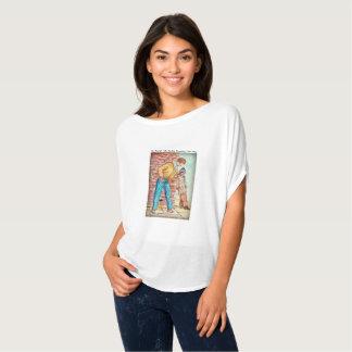 Verzacht en Stromend - perfectioneer om met T Shirt