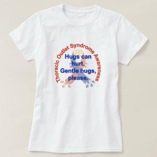 Verzacht TOS van Omhelzingen het T-shirt van de