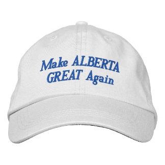 Verzend een bericht naar Alberta NDP Geborduurde Pet