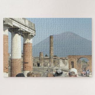 Vesuvius-Pompei Puzzel