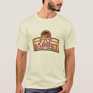 Vet Basset Brouwend Bedrijf T Shirt