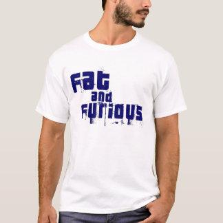 Vet en Woedend T Shirt