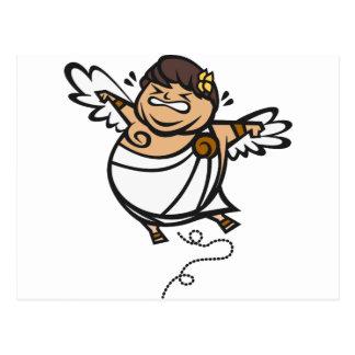 Vet Icarus Briefkaart