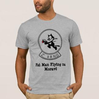 Vet Man die Na Morave vliegen T Shirt