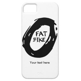 Vette Fiets Barely There iPhone 5 Hoesje
