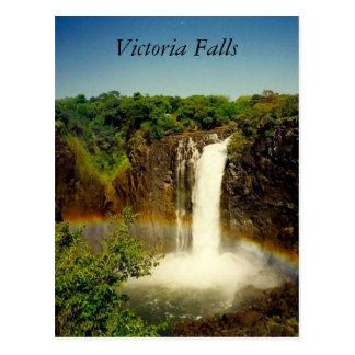 Victoria herfstenboog briefkaart