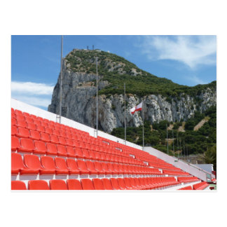 Victoria Stadium - Gibraltar Briefkaart