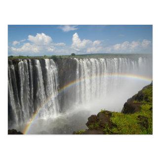 Victoria valt Zimbabwe Briefkaart