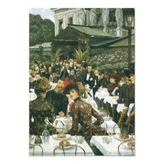 Victoriaans Kunst door Tissot, het Kaart