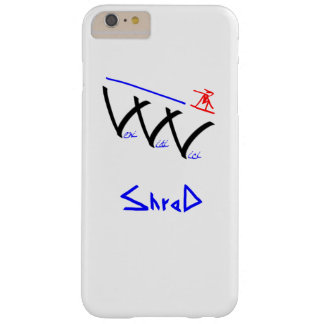 Vidi vici van Veni snowboarder Barely There iPhone 6 Plus Hoesje