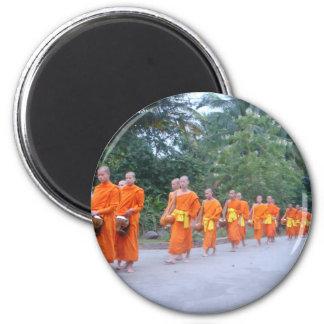 Vientiane Ronde Magneet 5,7 Cm
