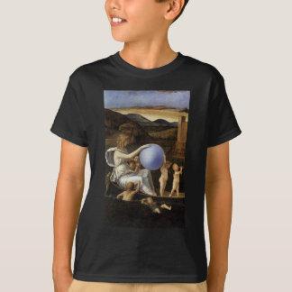 Vier Allegorieen: Fortuin door Giovanni Bellini T Shirt