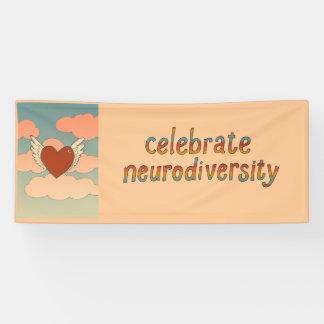Vier Banner Neurodiversity