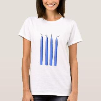 Vier Kaarsen/Handvatten van de Vork T Shirt