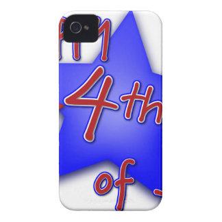 Vierde van de Viering van Juli iPhone 4 Hoesje