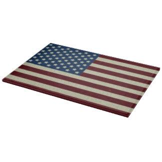 vierde van Vlag van de Partij van Juli de Rode Snijplank