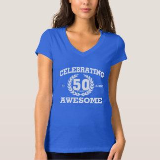 VIEREND 50 Jaar van het Zijn GEWELDIGE T-shirt