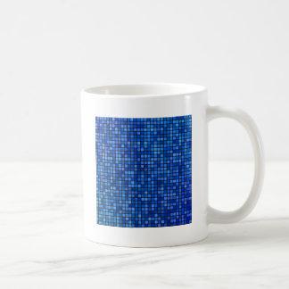 vierkant pixel koffiemok