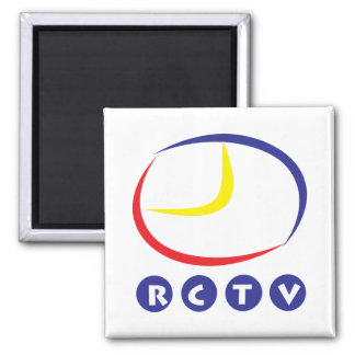 Vierkante Magneet RCTV