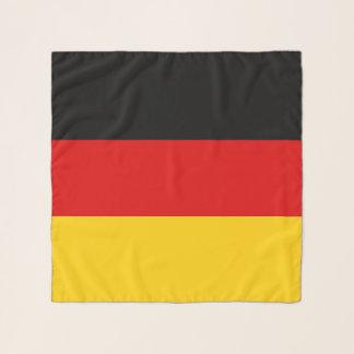 Vierkante Sjaal met vlag van Duitsland