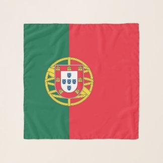 Vierkante Sjaal met vlag van Portugal