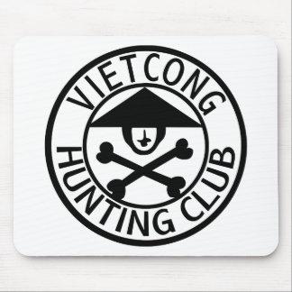 Vietcong Club van de Jacht Muismat