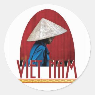 VIETNAM RONDE STICKER