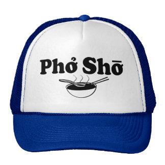 Vietnamees de noedelspet van Sho van Pho Trucker Cap