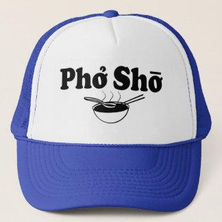 Vietnamees de noedelspet van Sho van Pho Trucker Pet