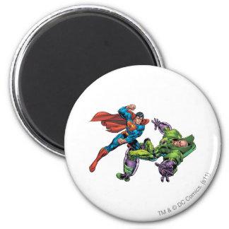 Vijand 3 van de superman koelkast magneetjes