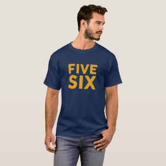 VIJF ZES - Mannen T Shirt
