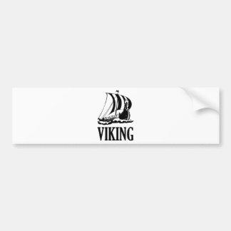 Viking Bumpersticker