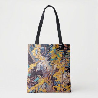 Vincent van Gogh - de Tot bloei komende Takken van Draagtas