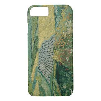 Vincent van Gogh - de Vlakte van Auvers iPhone 7 Hoesje