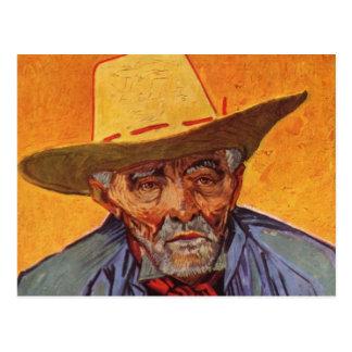 Vincent van Gogh - de ZelfBejaarden van het Briefkaart