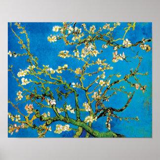 Vincent van Gogh - het Tot bloei komen het Fijne Poster