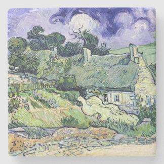 Vincent van Gogh | met stro bedekte Stenen Onderzetter