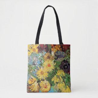 Vincent van Gogh - Vaas met Madeliefjes en Draagtas
