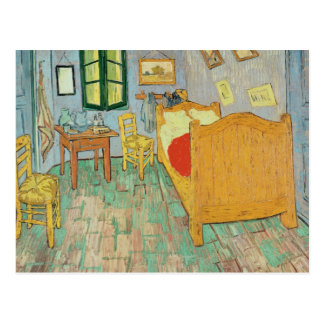 Vincent van Gogh | Van Gogh's Bedroom in Arles Briefkaart