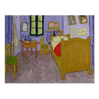 Vincent van Gogh   Van Gogh's Bedroom in Arles Briefkaart