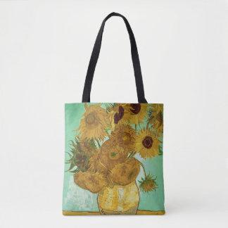 Vincent van Gogh | Zonnebloemen, 1888 Draagtas