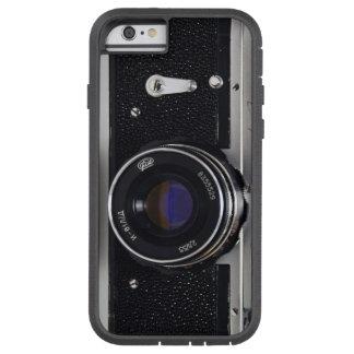 VINTAGE 02) iPhone 6 van de CAMERA van het Tough Xtreme iPhone 6 Hoesje