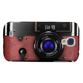 Vintage afstandsmetercamera #2 galaxy s4 hoesje