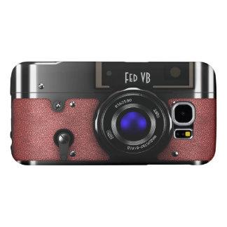 Vintage afstandsmetercamera #2 samsung galaxy s6  hoesje