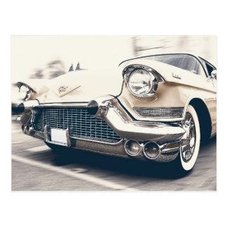 Vintage Amerikaanse Auto Briefkaart